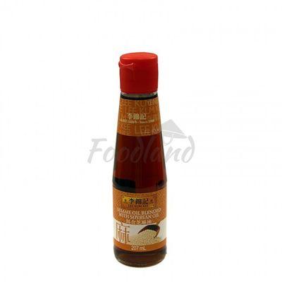 Sezamový olej zmiešaný so sójovým olejom LEE KUM KEE 207 ml