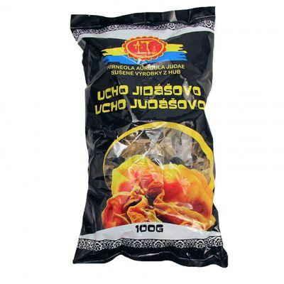 Sušené čierne huby (ucho Judášovo) 100 g