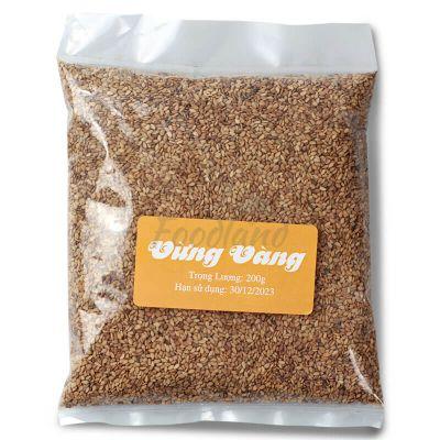 Sušené žlté sezamové semienka 200g