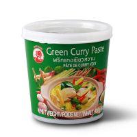 Zelená kari pasta - COCK BRAND 400g